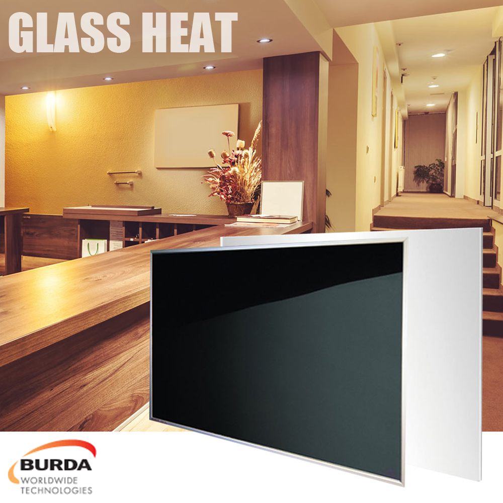 Panelni radiator - Glass Heat
