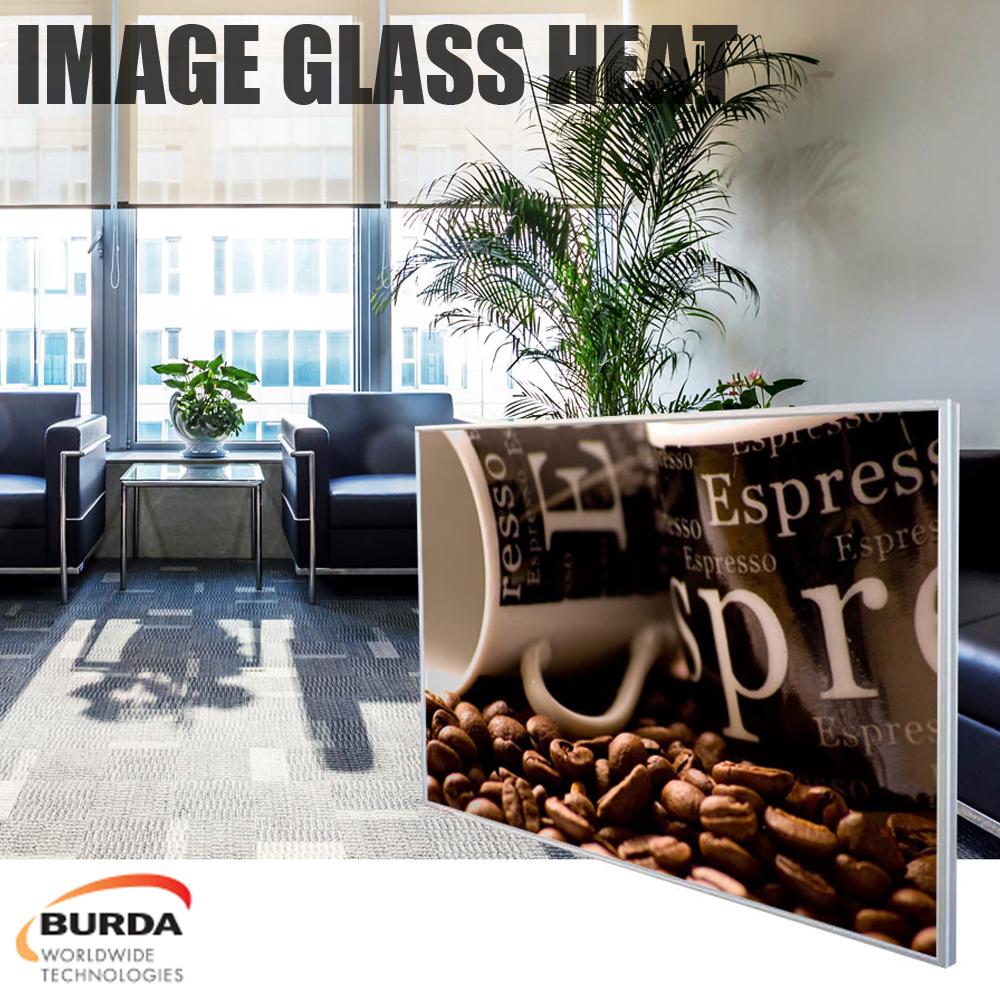 Panelni radiator - Image Glass Heat